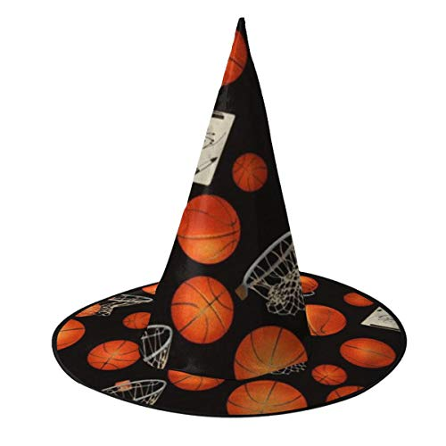 SKTN1 Basketball and Hoops Cosplay Decoration Toys Halloween Witch Hats Costumes for Kids ¨C Varied