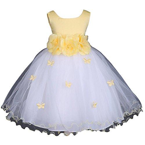 Prince-Lover-Flower-Girl-Wedding-Easter-Ruffled-Tulle-Butterfly-Petal-Dress