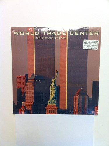 2002 Desk Pad Calendars - WORLD TRADE CENTER 2002 MEMORIAL CALENDAR