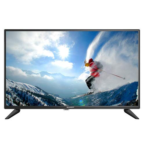 SHARP Smart TV Pantalla Led 32 Pulg 720p 60hz Lc-32q5200u (Renewed)