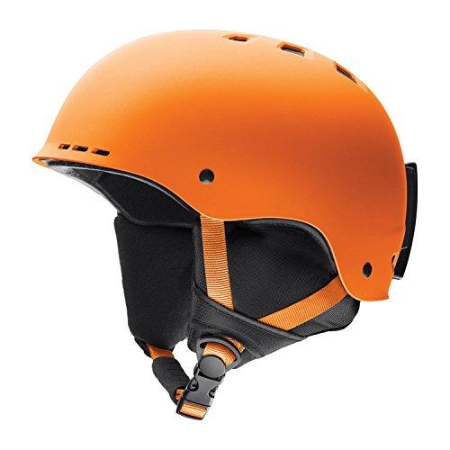 Smith Optics Holt Adult Ski Snowmobile Helmet - Matte Solar (Ski And Snowboard Outlet)