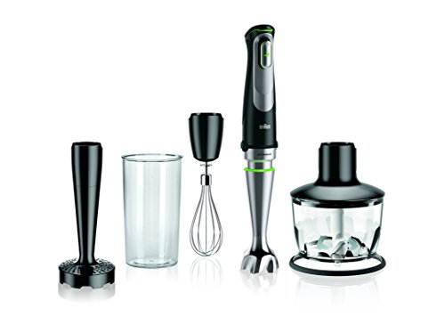 Braun MQ9037 Multiquick 9 ACTIVEBlade Technology Hand Blender
