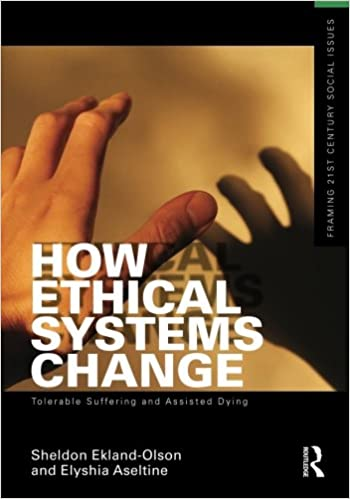 How Ethical Systems Change: Tolerable Suffering and Assisted