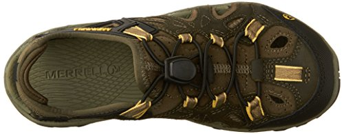 Merrell All Out Blaze Sieve Damen Aqua Schuhe Mehrfarbig (Olive Night)