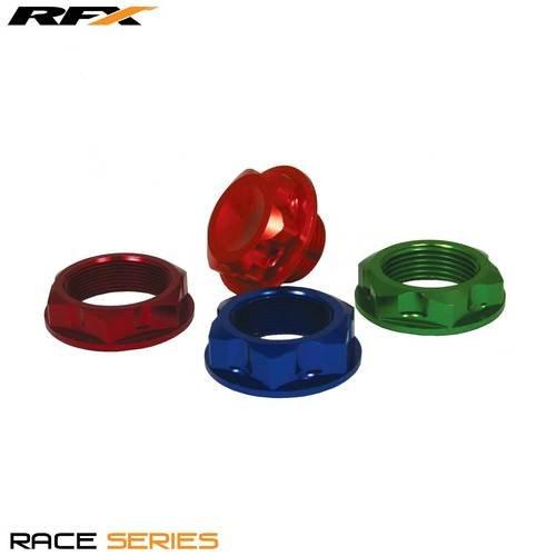 RFX Pro - Tuerca de eje de direcció n, color rojo FXSN 10100 99RD