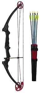 Genesis Bow Kit, Left Handed, Black