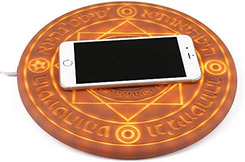 alchemy samsung wireless charger pad s9