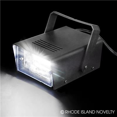 (Rhode Island Novelty Mini Strobe Light | 5.5 Inches |)