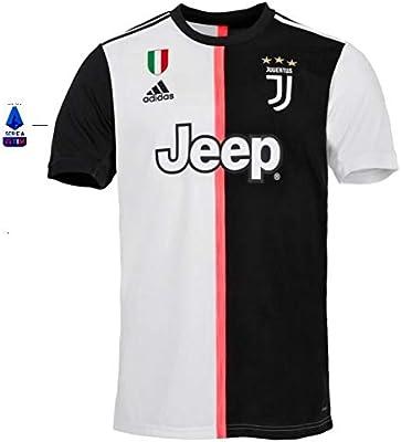 Juventus Turin 2019-2020 Home Serie A - Camiseta de fútbol para ...