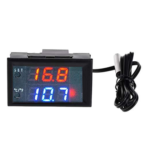 Temperature Instruments - Thermostat Regulator 12v 20a Digital Temperature Controller 50 110 Celsius Adjustable - Instruments Temperature Temperature Instruments Digital Termostat Power Thermo (Adjustable Thermocouple)