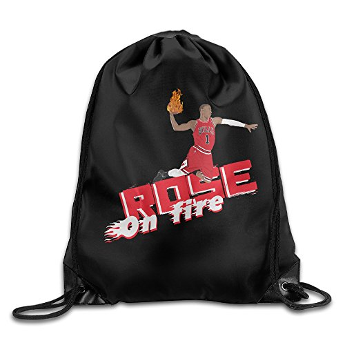 Carina Basketball Rose Player Fashion Backpack One Size (Sexy Tv Stars)