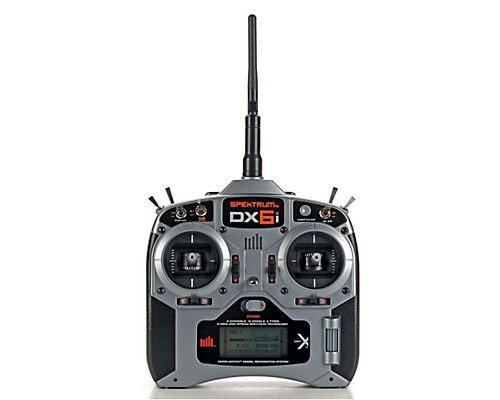 Spektrum DX6i DSMX 6-Channel 2 Mode Transmitters