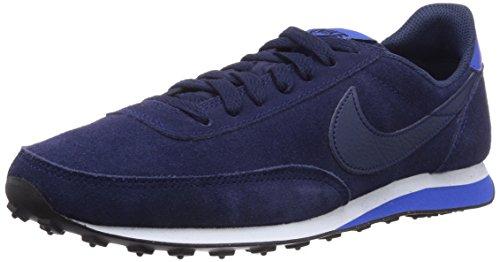 Nike Baskets White Mixte Cobalt Navy Hypr Mid Elite Adulte Bleu Si Mode rqw7rEnAP