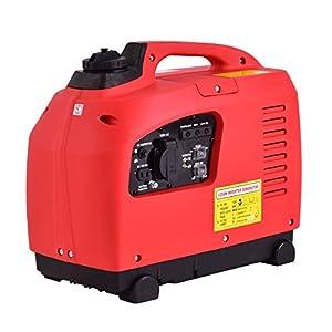 Goplus Portable Inverter Generator Gas-Powered Digital 4 Stroke 53cc Single Cylinder