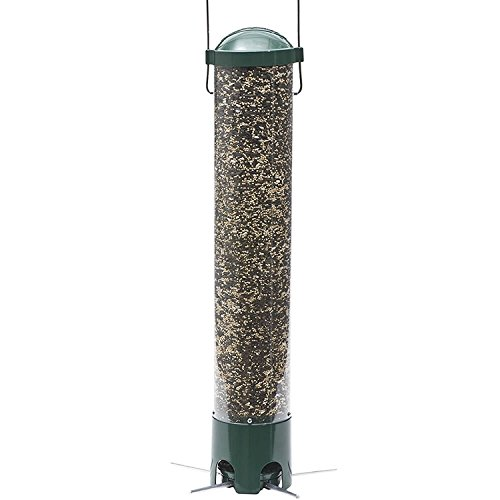 (Perky-Pet 5151 Squirrel-Be-Gone Breakaway Wild Bird Feeder)