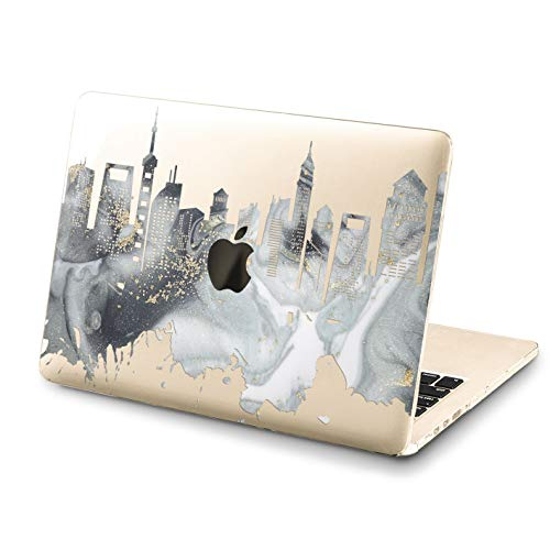 Lex Altern MacBook Pro Case Elegant Grey 15