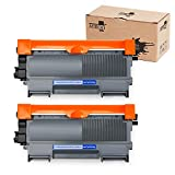 MIROO Replacement Brother TN450 TN-450 TN420 TN-420 Toner Cartridge High Yield,Use on Brother HL-2270DW HL-2280DW HL-2230 HL-2240 HL-2240D MFC-7860DW MFC-7360N DCP-7065DN Printer