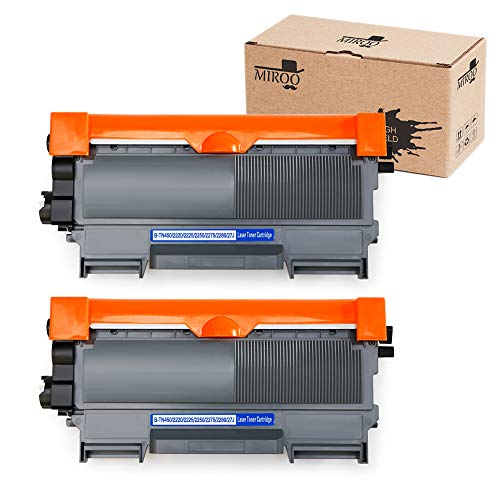 MIROO Replacement Brother TN450 TN-450 TN420 TN-420 Toner Cartridge High Yield,Use on Brother HL-2270DW HL-2280DW HL-2230 HL-2240 HL-2240D MFC-7860DW MFC-7360N DCP-7065DN Printer by MIROO