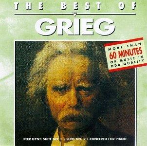 Best of: Grieg