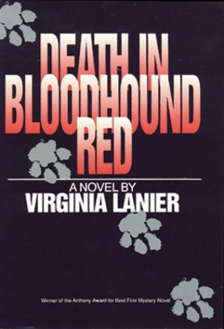 Death in Bloodhound Red (Jo Beth Sidden, No. 1) by Brand: Pineapple Pr