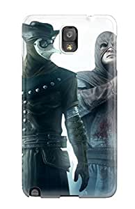 Series Skin Case Cover For Galaxy Note 3(2011 Assassin's Creed Brotherhood)