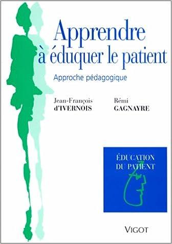 Apprendre éduquer patient.