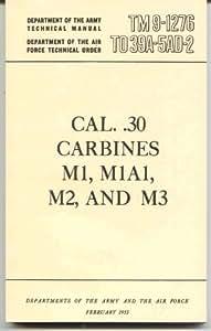 M-1 Carbine Manual