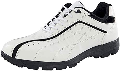 メンズゴルフシューズ、非スリップ通気性のスポーツカジュアルシューズ屋外メッシュスニーカー (Size : 41EU)
