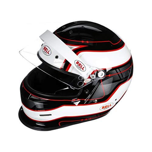 Bell Racing K.1 PRO CIRCUIT RED L (60) SA2015 V.15 BRUS HELMET..
