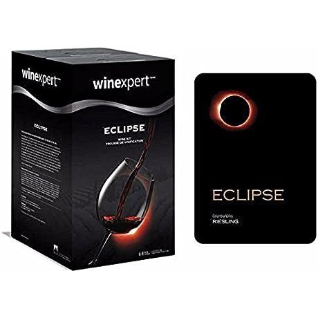 Winexpert Washington Columbia Valley Riesling Wine Kit Eclipse