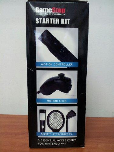 Wii Essential Starter Kit - 4