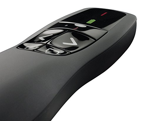 Logitech Wireless Presenter R400, Presentation Wireless Presenter with Laser Pointer by Logitech