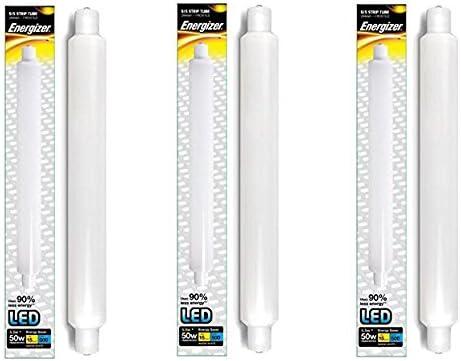 blanc chaud S15s Energizer bande DEL économie d/'énergie Ampoule 5.5 W