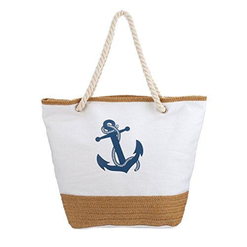 New Vera Tote Shoulder Bag (Snow White) ()