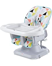 Fisher-Price SpaceSaver High Chair, Multi Color