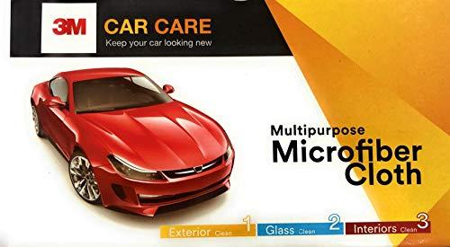 3M Car Care Microfiber Cloth (3 Pieces) 6