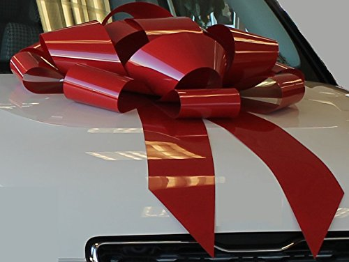 10 PACK Car Bow or Gift Bow LARGE 30