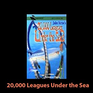 20,000 Leagues Under the Sea (Dramatized) Audiobook