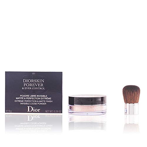Christian Dior Diorskin Forever & Ever Control Invisible Loose Powder # 001, 0.28 - Diorskin Makeup Face