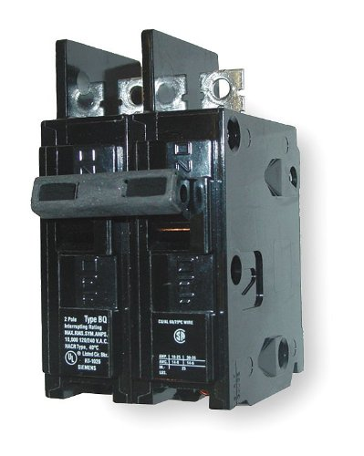 Siemens - BQ2B060 - Bolt On Circuit Breaker, 60A, 2P, 10kA, 240V ()
