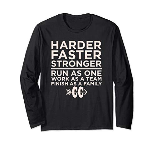 Long Sleeve Cross Country Running Shirts - Long Sleeve XC