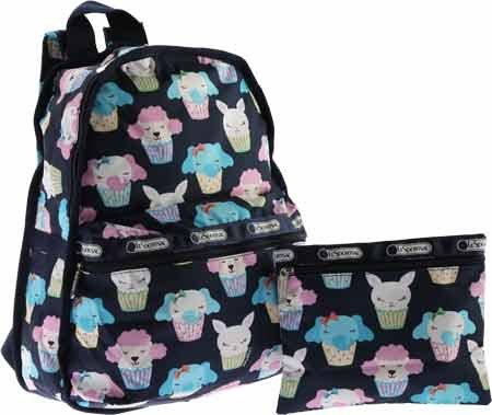 [レスポートサック] リュック (Basic Backpack),軽量 7812 [並行輸入品] B01E4GA9OC Babycakes Blue Babycakes Blue