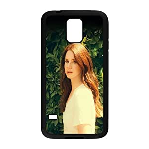 Special Lovely Nostalgic Lana Del Ray Samsung Galaxy S5 Cell Phone Case Black Benefit Cool LHWANGN005580
