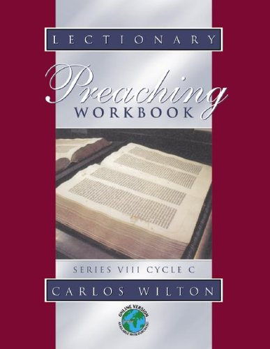 Download Lectionary Preaching Workbook ebook