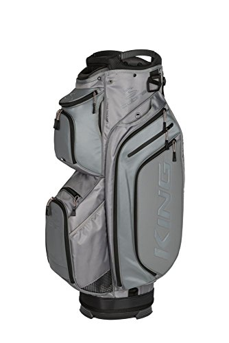 Cobra Golf 2018 King Cart Bag (Nardo Grey)