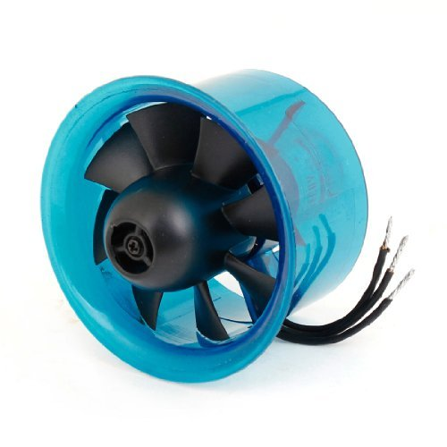 eDealMax EDF Motor Fan Ducted