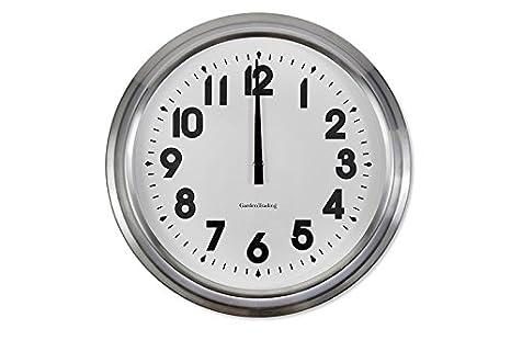 Garden Trading Islington - Reloj de Pared, tamaño Mediano ...
