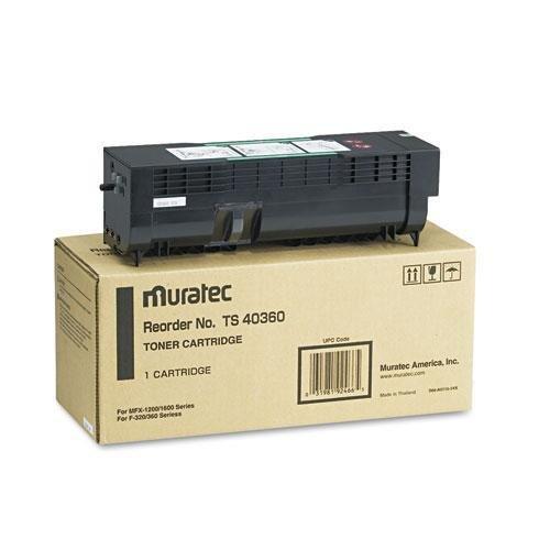 (MURATEC TS40360 TS40360 Toner, 12000 Page-Yield, Black)