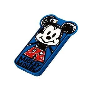 Graffiti Donald Mickey Minnie Silicone case for Iphone 5/5s Mobile phone case