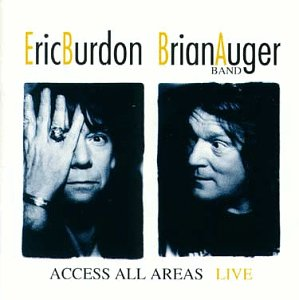 Access All Areas - Brian Auger Access All Areas